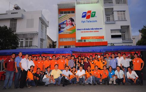 FPT Bình Dương, Internet FPT